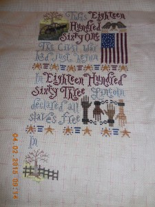 Seeds of Freedom by Silver Creek Samplers.