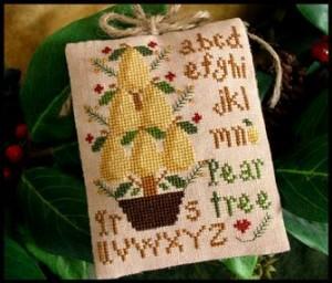 Pear Tree Ornament