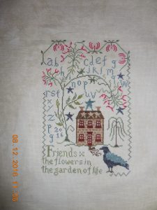 Garden of Life by Blackbird Designs.
