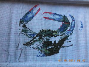 Progress on Queenstown Blue Crab.