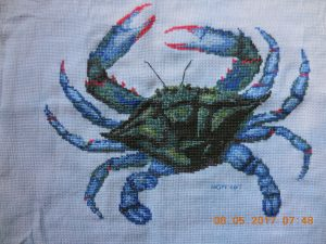 Queenstown Blue Crab Finished!