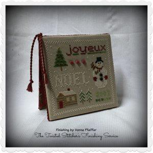 Joyeux Noel by The Drawn Thread.