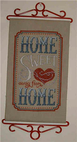 Home Sweet Away From Home Sampler