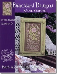 Moon Garden by Blackbird Designs chart.