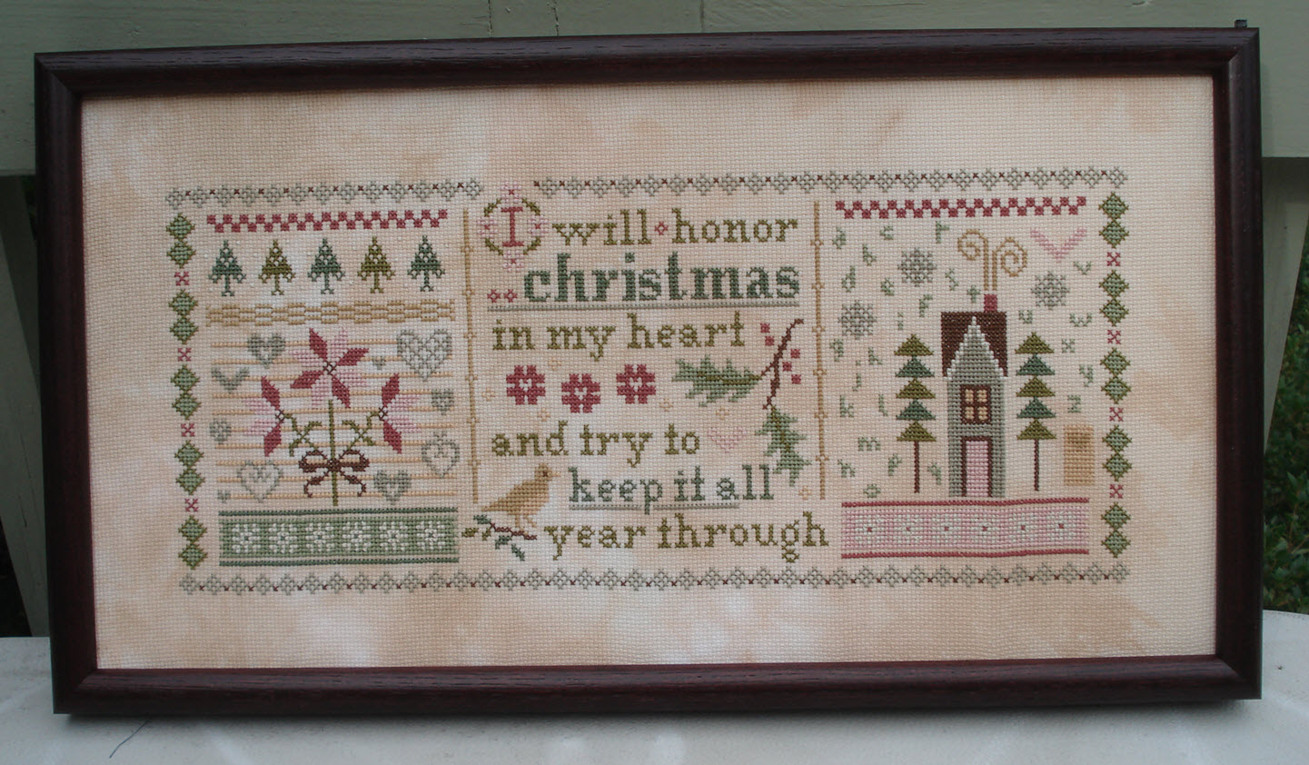 Hearts Amp Holly Mystery Sampler By Lizzie Kate