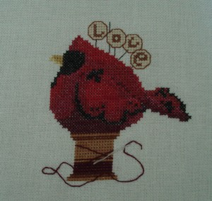 Lovebird by JABC.
