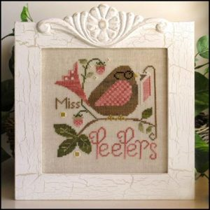 Miss Peepers Cover.