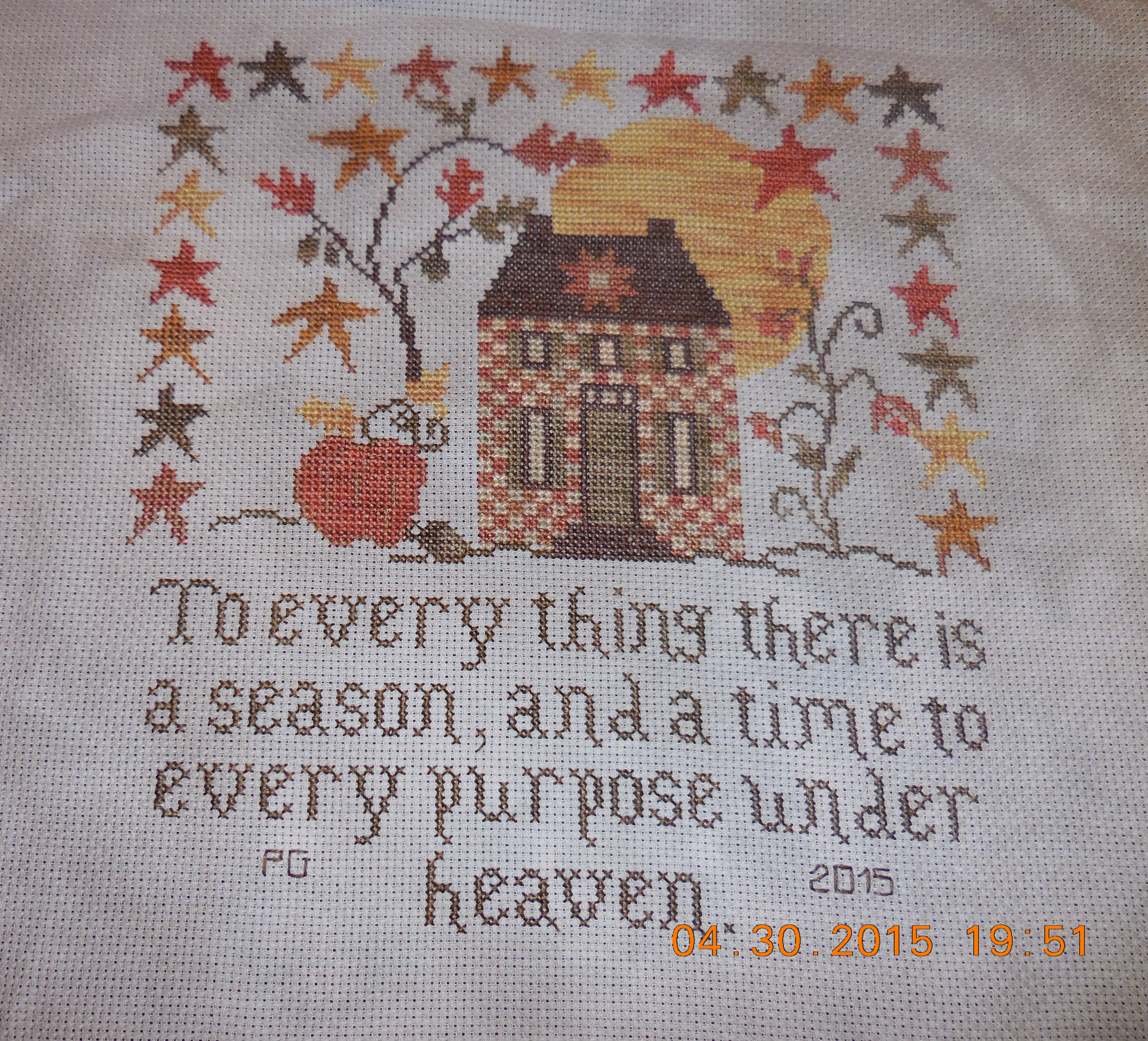 Pat 39 s cross stitch corner a place to share a craft i love for Blackbird designs tending the garden