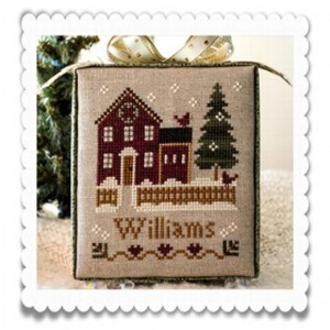 My House by Little House Needleworks.