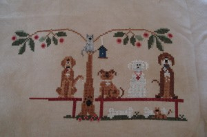 Neighborhood Friends by Little House Needleworks as of 6/13/2014