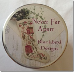 Never Far Apart by Blackbird Designs.