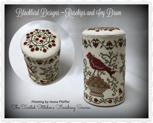 Rosehips and Ivy by Blackbird Designs.