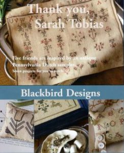 Thank You Sarah Tobias Book Cover.