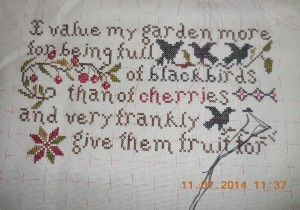 Their Song by Blackbird Designs 11-7-2014.